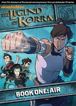 Legend Of Korra B1 from PARAMOUNT - UNI DIST CORP