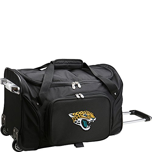 nfl-jacksonville-jaguars-wheeled-duffle-bag