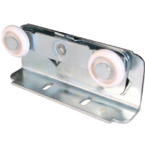 Slide-Co 16497 Twin Pocket Door Roller,(Pack of 2)