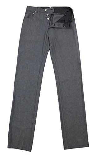 cesare-attolini-gray-solid-pants-slim-35-51