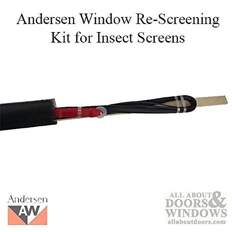 Andersen® Patio Door Rescreening Kit   Fits All Doors (1968 To Present)