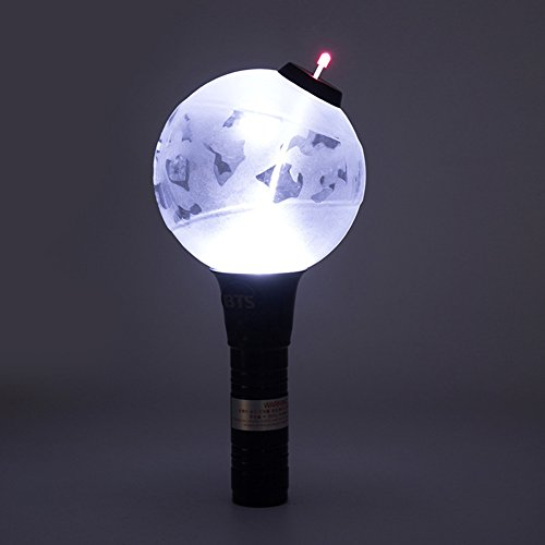 Kpop Bangtan Boys Army Bomb Light Stick Limited Concert Lamp (1)