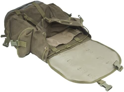 BW Mountain Backpack Olive