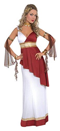 Imperial Empress Costume - Large - Dress Size (Roman Empress)