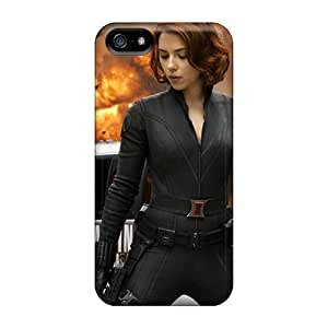 New Cute Funny Scarlett Johansson In Avengers / Case For Iphone 6 4.7 Inch Cover