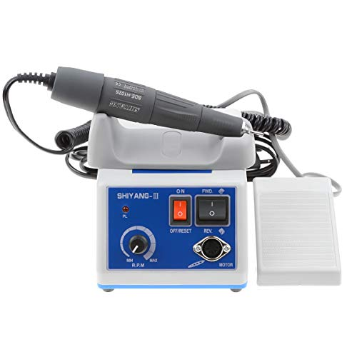 Superdental MICROMOTOR SHIYANG -III Electric with H102S 35000 RPM Handle Polishing US Warehouse