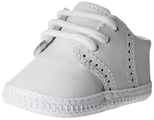 Baby Deer 2020 Crib Shoe (Infant/Toddler),White,3 M US Infant