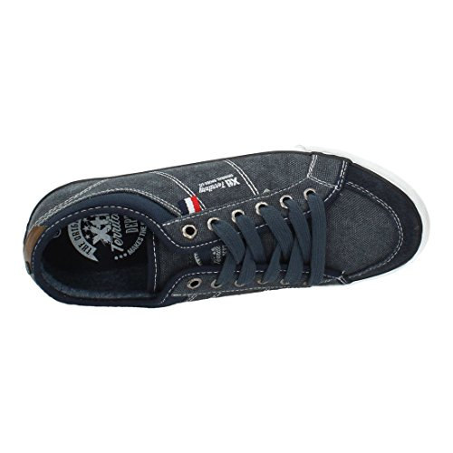 XTI ,  Herren Sneakers Marineblau