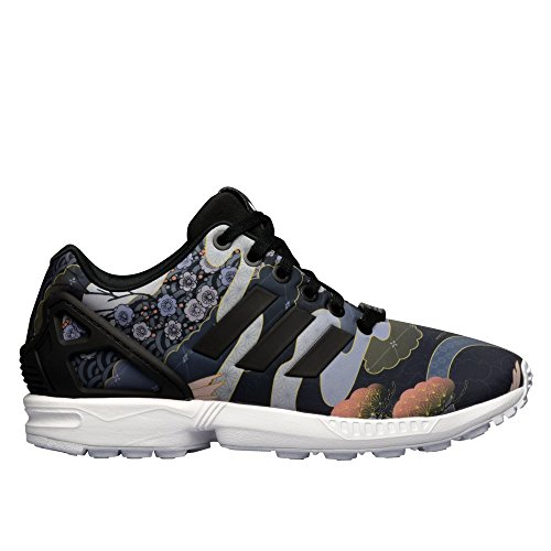 Adidas Zx Flux W - S75039 Zwart-grafiet