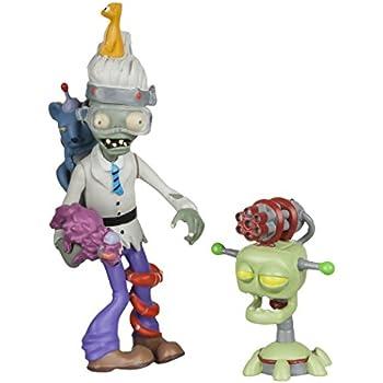 Plants Vs Zombies Mini Figure Set 6 Figures Toys Games