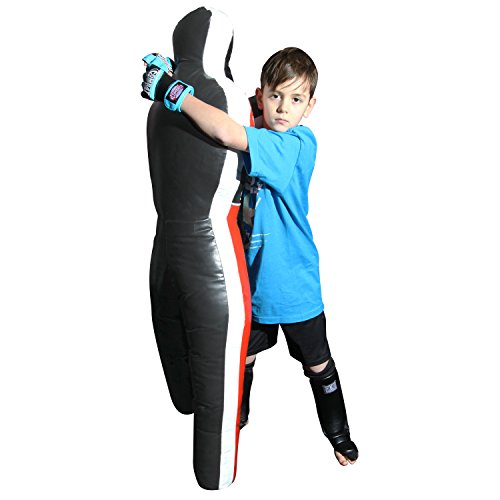 Combat Sports Youth Grappling MMA Wrestling Submission Fitness Jui Jitsu Dummy, 50 lb