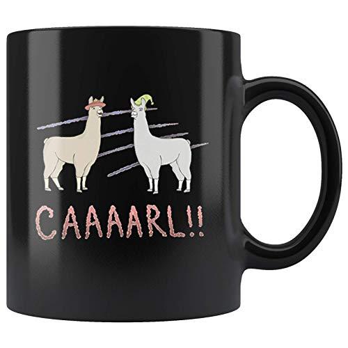 Llamas In Hats (Llamas with hats mug -)
