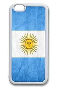 Iphone 6 Plus Case, Iphone6 Plus Case, Argentina Full Protective Unique Stylish Durable Soft TPU Cases Cover for Iphone 6 Plus (5.5)