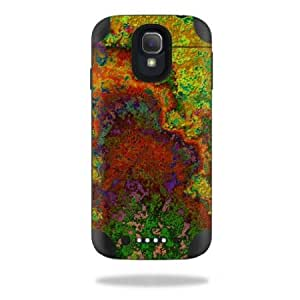 Quaroth - Protective Vinyl Skin Decal Cover for Mophie Juice Pack Samsung Galaxy S4 External Battery Case Sticker Skins...