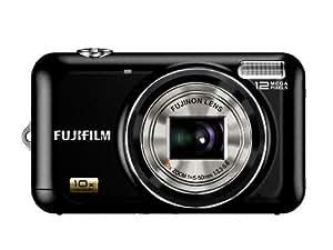 """Fujifilm FinePix JZ300 - Cámara digital (12,1 MP, Cámara compacta, 25,4/58,4 mm (1/2.3""""), 10x, 6x, 5 - 50 mm) Negro"""