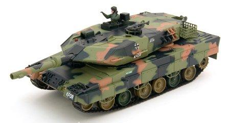 Marui OEM Radio Remote-control R/c Airsoft Battle Tank Car ( 1/24 German Leopardii A5 Rc Tank )