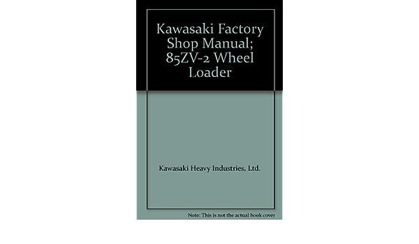 kawasaki loader manual