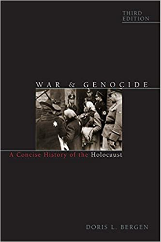 Amazon war and genocide a concise history of the holocaust amazon war and genocide a concise history of the holocaust critical issues in world and international history ebook doris l bergen kindle store fandeluxe Gallery