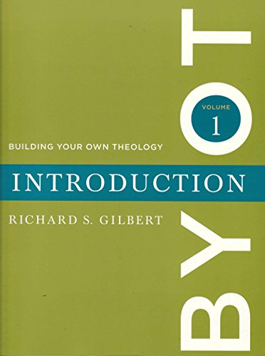 Building your own theology, 2nd Edition