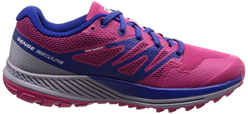 Yarrow Escape Web Rose Femme Surf de Pink The Lilac Bleu Salomon 000 W Sense Chaussures Trail Gray 5ZcvRq