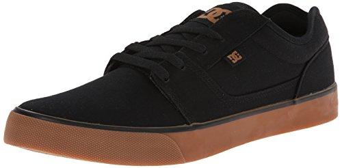 DC Herren Tonik TX Sneaker Schwarz / Schwarz / Gum