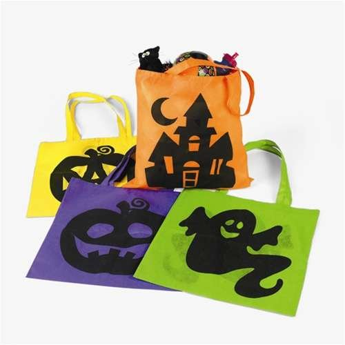 Halloween Tote Bags Order Ionic