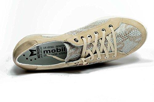Damen Mobils Mobils Beige Beige Sneakers Mobils Damen Sneakers Damen nHwYx1