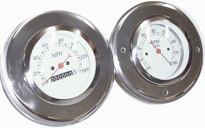 51 chevy truck gauges - 3
