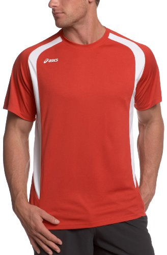 ASICS Mens Rally Running Jersey
