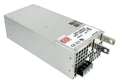 SPV-1500-48 AC/DC Power Supply Single-OUT 48V 32A 1.536KW 17-Pin