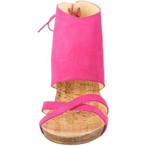 John W. Shoes Leticia 1083 Damen Sandalen/Fashion-Sandalen Pink/Pink