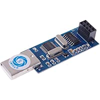 SMAKN NRF24L01 a serial port to USB/Labview PC/Wireless Solution Electronic Devices