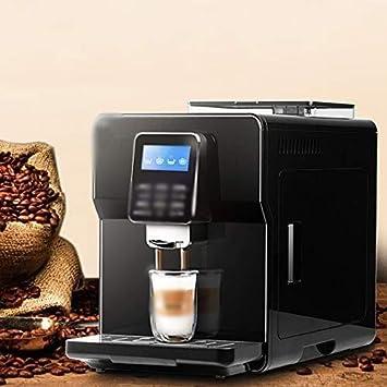 MJY Cafetera Máquina de café exprés, Máquina de café de lujo con ...