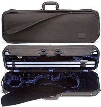 Gewa Maestro 309V Black/Blue 4/4 Violin Case (Violin Gewa)