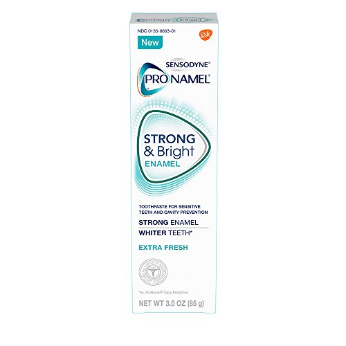 Sensodyne Pronamel Strong and Bright Extra Fresh Toothpaste, 3 Ounce