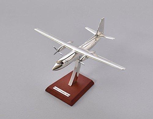 1955 Fokker F-27 Friendship Avion Atlas Silver classics -6 /échelle 1//200
