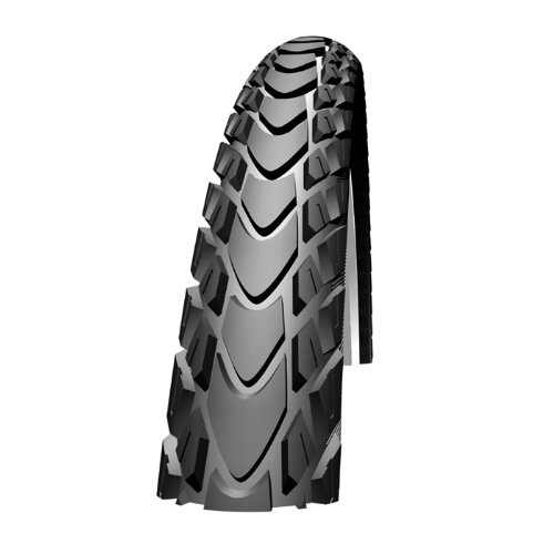 SCHWALBE Marathon Mondial Race Guard Tire with Wire Bead, 700 x 35cm/580gm