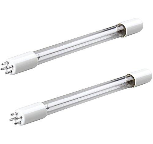 2 Supreme Pondmaster 40W UV Replacement Bulbs for Ultraviolet Clarifier - 12974 -