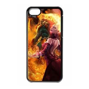 dota 2 iPhone 5c Phone Case YSOP6591482612712