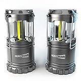 HeroBeam 2 x LED Lantern - Latest COB...