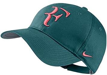 NIKE Men-Women s Roger Federer RF Tennis DRI-FIT Hat Night Factor ... 30c8bb5f541