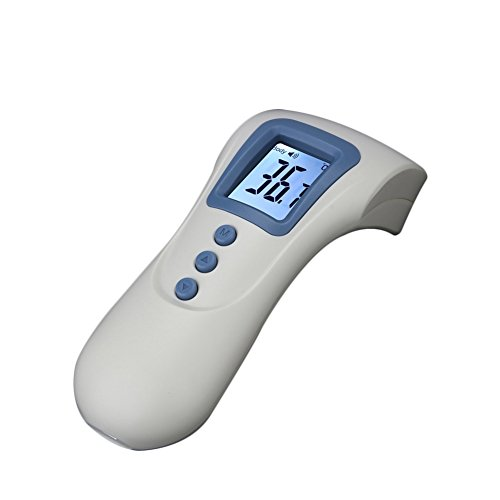 TTAA Ear thermometers, Baby Thermometer Rechargeable Digital Infrared Non-Contact Forehead Body Thermometer
