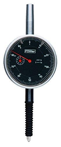 Fowler 52-520-455-0 x-Proof IP54 Shockproof Blackface Indicator, Full Warranty 0-1