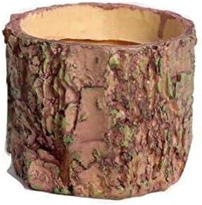 プラスチック高い模造木の根大きな植木鉢,に適しています観葉植物,チェリー,トマト,土壌観葉植物,葉植物,鉢植え.ファッションフラワーポット,大きなボウル.