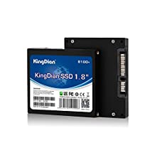 KingDian 1.8 inch SATA II Internal Solid State Drive S100+ 32G Speed Upgrade Kit for Desktop PCs and MacPro
