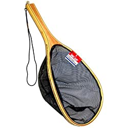 Eagle Claw Classic Bamboo Trout Net (15 x 11 x 9-Inch)