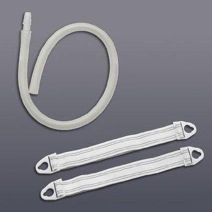 Leg Bag, Strap Small 15 Hollister Latex Free Wide, 1 ea