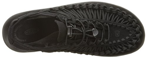 Keen Mens Uneek Shoe Shoe Black/Black