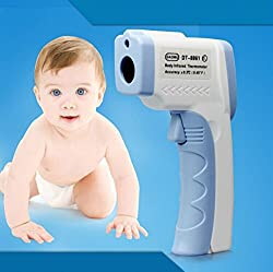 Mocase Infrared Digital Thermometer Medical Forehead Thermometer for Baby Kid Children