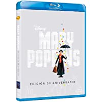 Mary Poppins - Edición 50º Aniversario [Blu-ray]